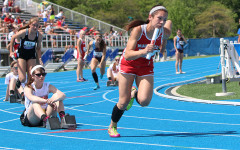 Eastern hosts high school track competition