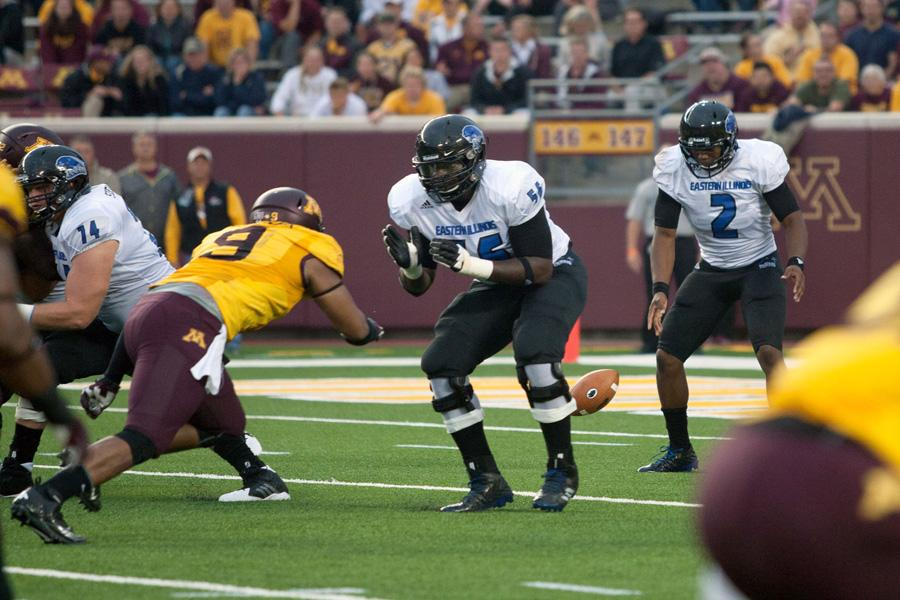 Golden Gophers 'Kill' Panthers in opener
