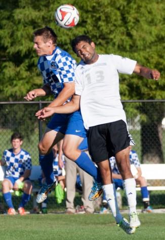 Men's Soccer loses conference opener