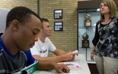 Miller helps athletes succeed in class