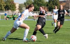 Women's soccer team sees unique OVC slate