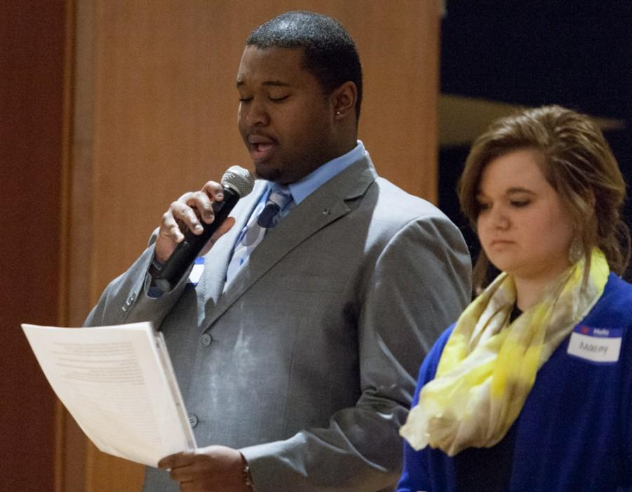 EIU Talks delves into race, discrimination
