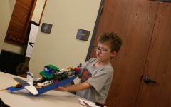 Photo Gallery: Legos in the Library