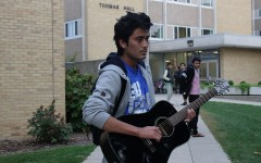 Feature photo: Jammin' on theQuad