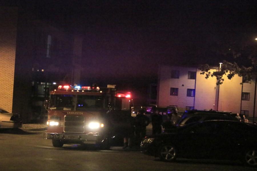 Stove fire prompts Elliott buildingevacuation