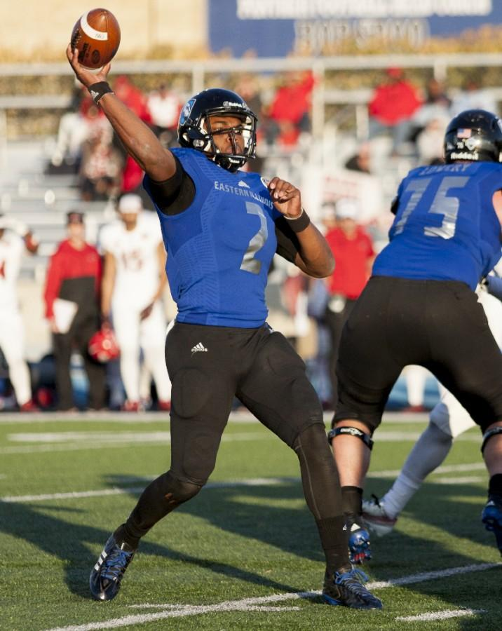 Football team host Colonels in crucialmatchup