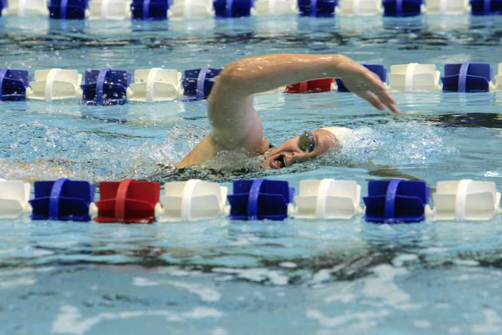The Daily Eastern News Swim Teams Feeling Confident Moving Forward