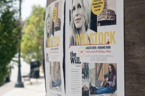 Willstock music festival to raise money for theater's restoration, rehabilitationefforts