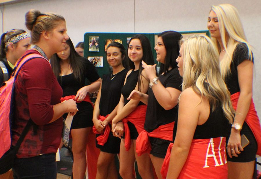 Pantherpalooza sparks student's interests in RSOs, Greeklife