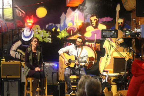 Music, art fill 'Night ofHOPE'