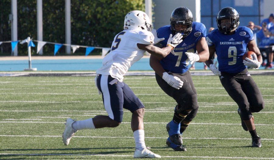 Homecoming loss drops Panthers to No. 22 in FCSPoll