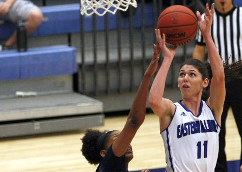 Brown scores 23 in final homegame