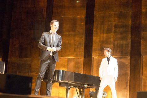 Pianists battle head-to-head Tuesdaynight