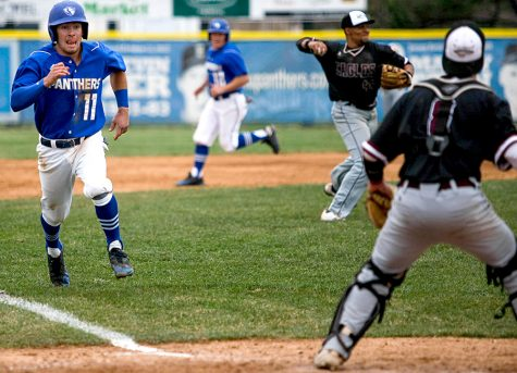 Eastern baseball wins second straight game
