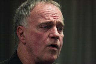Steidl speaks out on death penalty