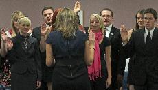 Student Senate to swear in new members