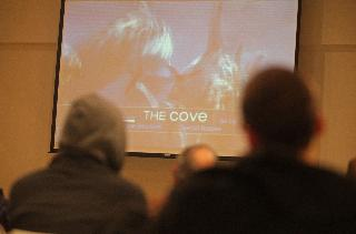 The Cove deters viewers from visiting SeaWorld