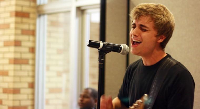 University Board adds themed open mic nights- photo