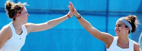 Photo: Home, Sweet Home: First home tennis meet ends inwin