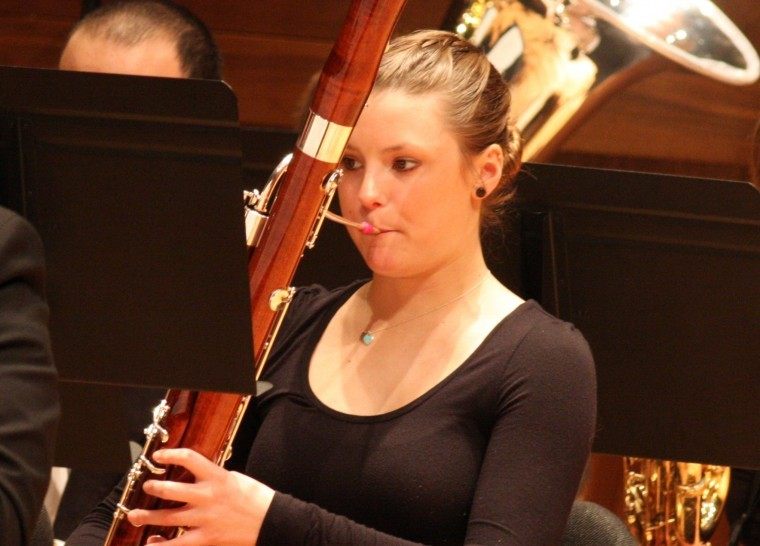 Photo: Symphony, chamber musicians show talent