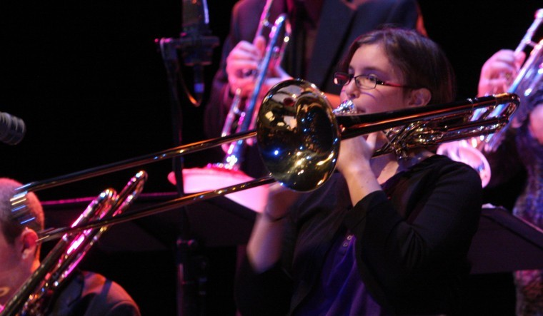 Photo:Jazz Lab Band to perform rare composition in Doudna