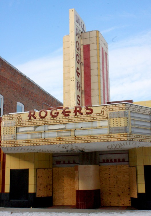 Photo: Will Rogers renovations on hold