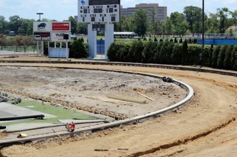 Photo: Construction to preventproblems