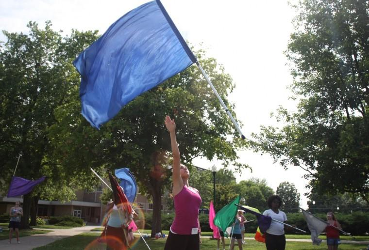 Photo: Band camp to bring talents to Eastern