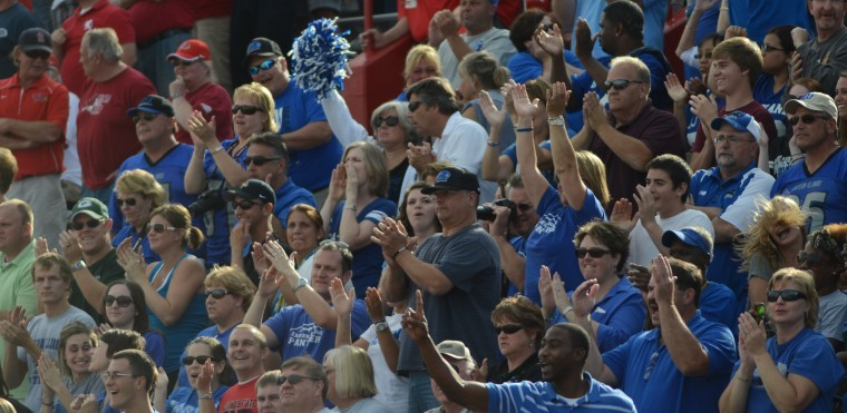 Photo: Eastern seeking increased fan support