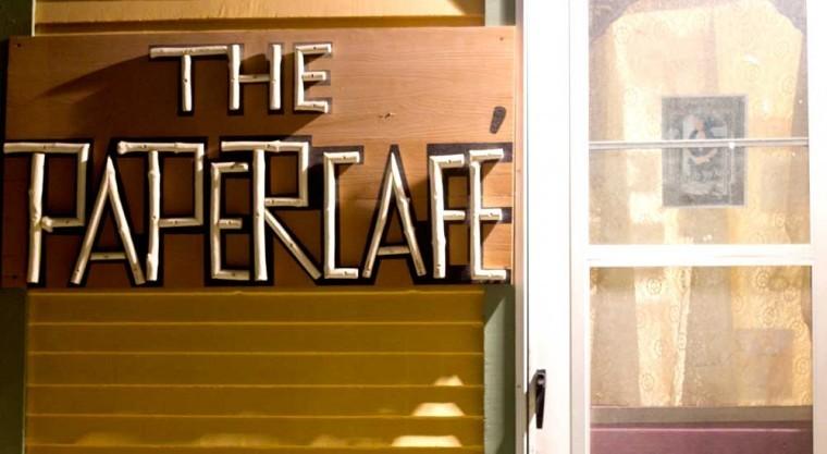 Paper Cafe ignites student, community