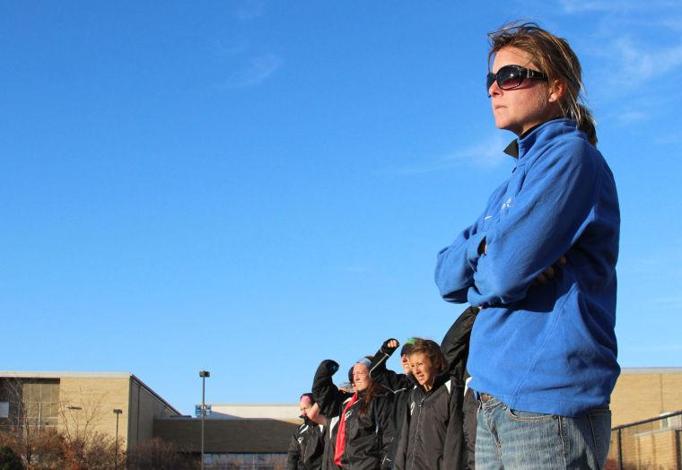 Photo: Women's soccer coach resigns