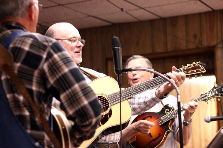 Feature Photo: Crooning for Cash