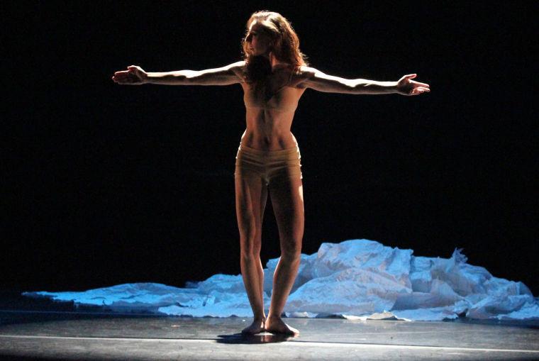 Photo: Dance companies assemble for unique recital