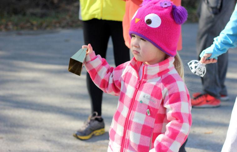 Photo: 40-mile relay brings triumph, excitement