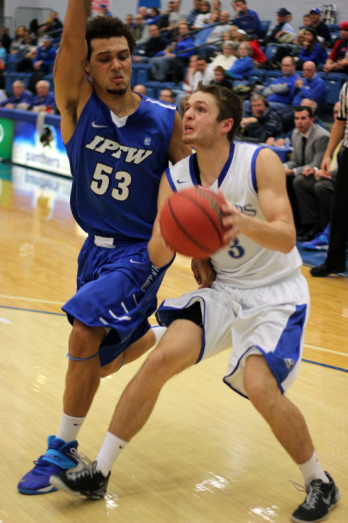 Offensive woes haunt Panthers Basketball