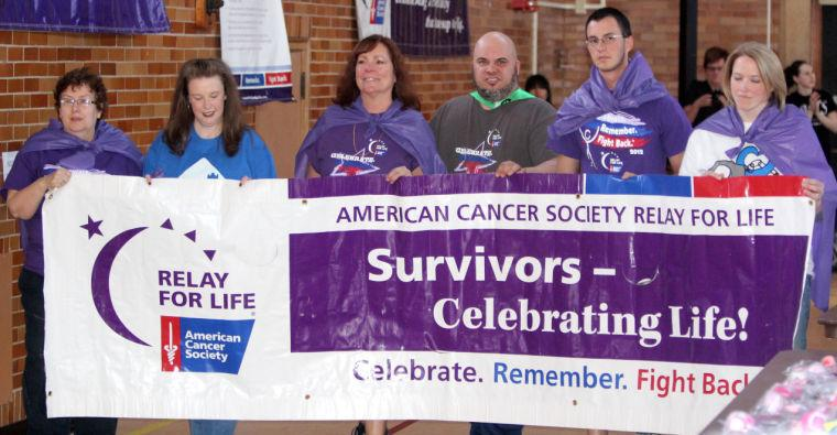 Photo: Relay For Life accepts award; raised $120,000 in 2013