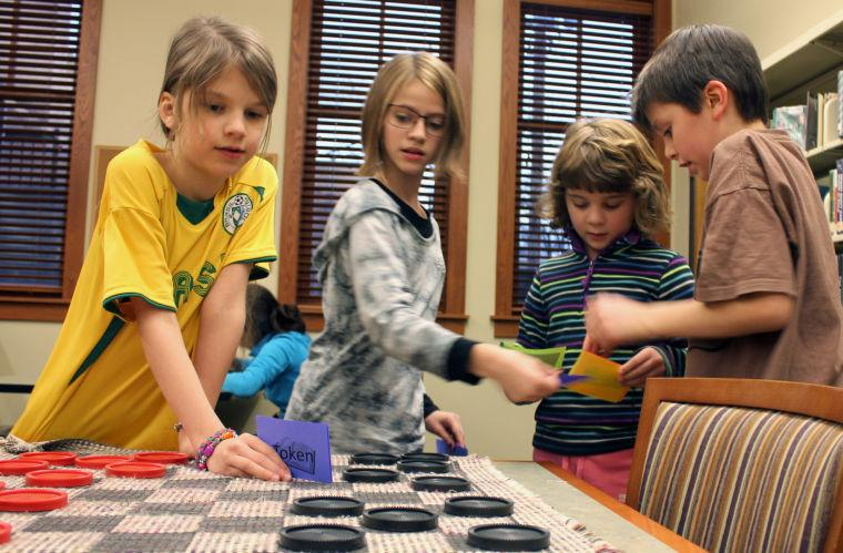 Photo: Library celebrates 110th with reception, party