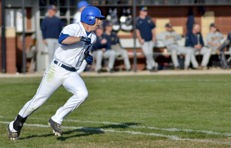Photo: Eastern enters season with new outfield