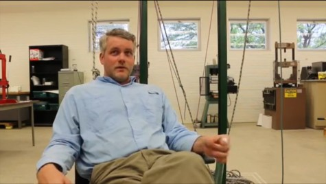 Rope Destroyer: Professor constructs device to test ropes, knots