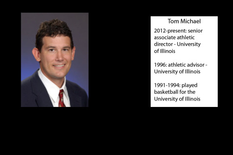 Michael selected as new athletic director