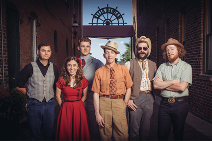 Pokey Large, an American roots artist, will be performing 7 p.m. Sept. 15 in the Doudna Fine Arts Center. Doudna also presented Eastern and the Charleston communities with a Pokey LaFarge show last year as part of the 2013-14 season.