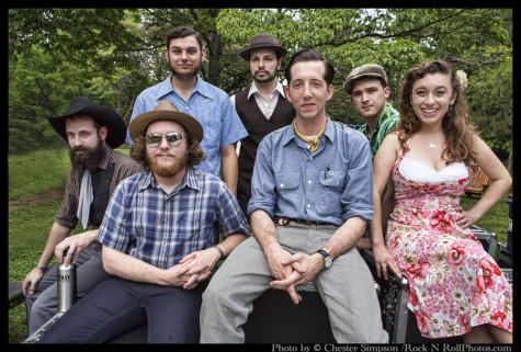 Submitted photo  Pokey LaFarge at Red Wing Roots Music Festival II 2014. Photograph by Chester Simpson.