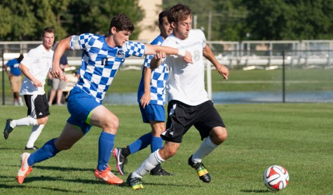 Men's soccer team opens Summit League play
