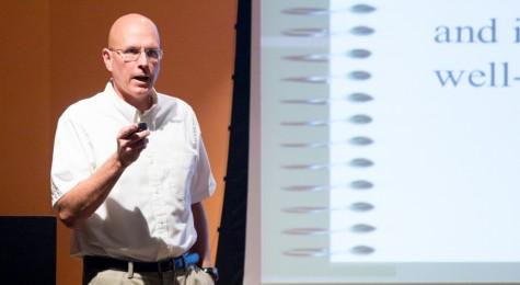 NIU professor advocates veganism based onphilosophy