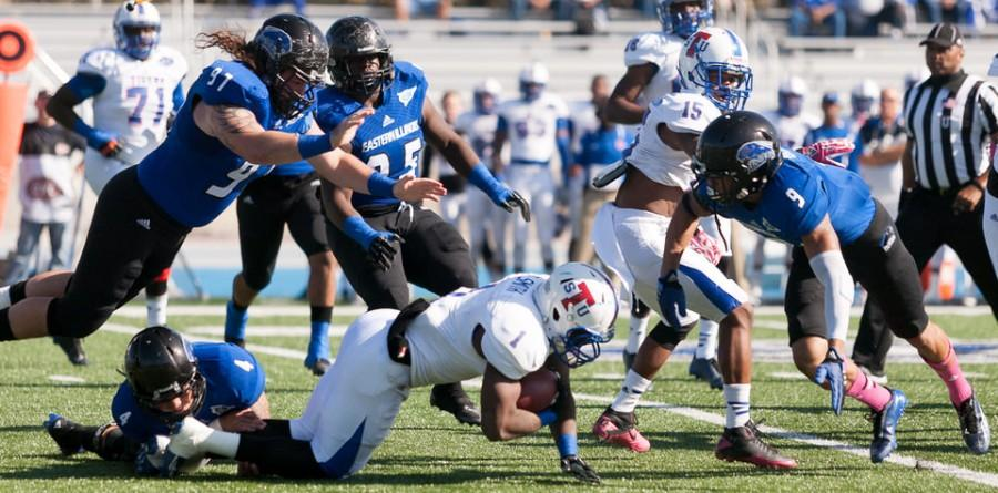 Panthers defense outplays the Tigers at Homecoming