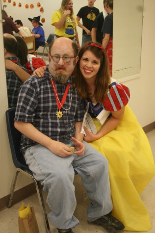 Best Buddies fosters friendships with Halloween party