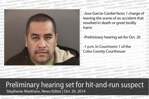 Preliminary hearing set for hit-and-run suspect