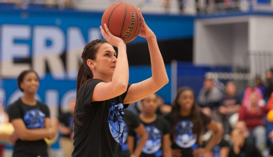 Women's basketball hosts closed scrimmage against Ohio ...