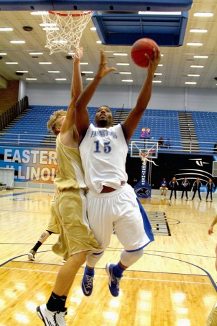 Panthers pull away from Saint Francis in exhibitiongame