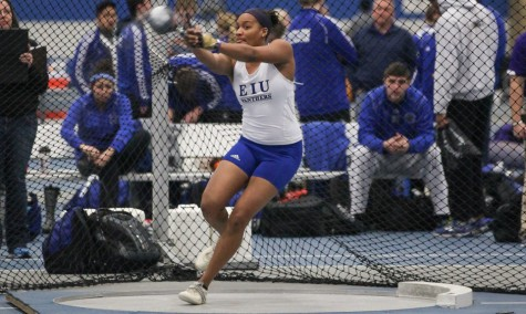 Track and Field opens up with EIU Early Bird